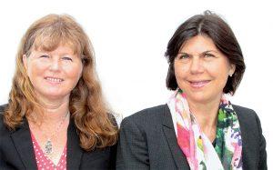 Ann och Karina